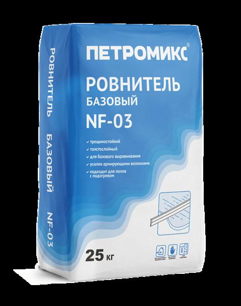 Ровнитель базовый Петромикс NF-03 25кг - купить в Ново-Токсово, отзывы. ТД «Вимос»